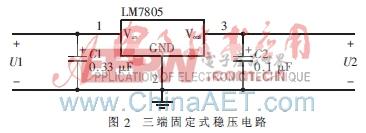 基于AVR单片机的数控直流稳压电源的设计