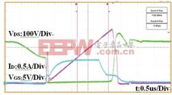 理解MOSFET开关损耗和主导参数