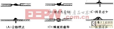 如何掌握电烙铁焊接技术