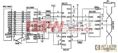 基于CAN总线的蓄电池组集散控制系统设计