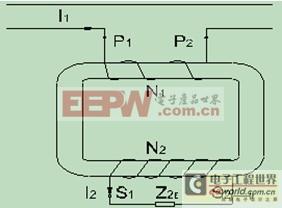 测量型低压电流互感器设计及应用