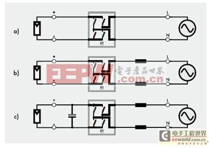 无隔离变压器光伏逆变器的设计技术