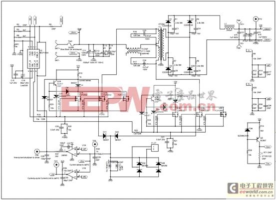 microchipdspic33f离线1000wups电源参考设计