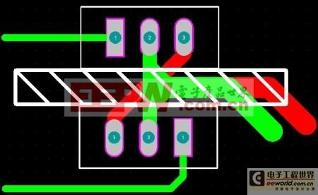 图17:并联MOS散热片共用(背靠背)