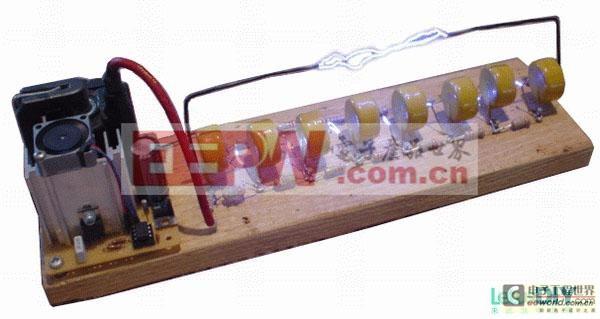 DIY 闪电发生器的做法