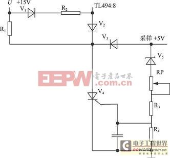 数控开关电源过压保护电路