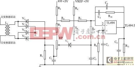 一种数控用开关电源保护电路的分析与设计