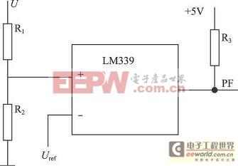 数控开关电源的欠压保护电路