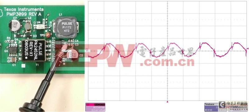 电源纹波分析及测试方法