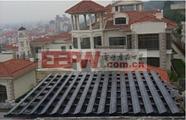 住宅用太阳能并网发电系统