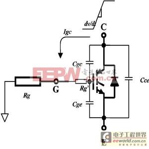 单正向栅驱动IGBT简化驱动电路