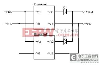 博大模块电源串并联应用详解