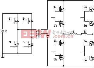 复杂可编程逻辑器件(CPLD)在航空115V/400Hz高频链逆变电源中的应用
