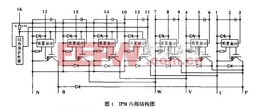IGBT-IPM智能模块计及其在SVG装置中的应用
