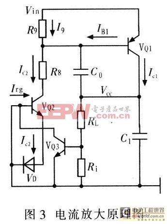 电流放大原理图