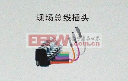 启动器连接到devicenet 总线上,就只需要将devicenet 总线插件高清图片