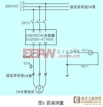 功率110kw    变频器内部pid控制框图如图4