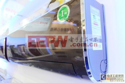 智能薄感 体验格力U铂1赫兹变频空调