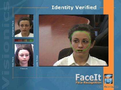 面部识别软件可用来锁定您的计算机。