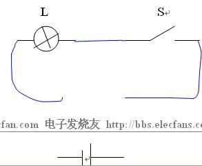 如何画电路图