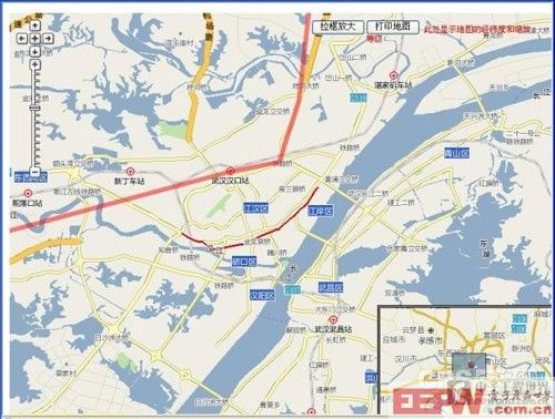 车辆信息上传到平台,gis地图中相应的卡口位置可提示报警,通过点击