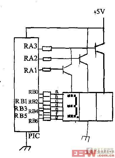 5 系统软件设计   系统工作时首先启动红外线传感器进行探测,当