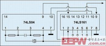 图2:正弦波发生电路。