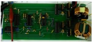 报告:DC / AC纯正弦波逆变器电路图