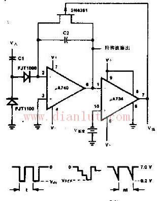 分频器和阶梯波发生器电路图解