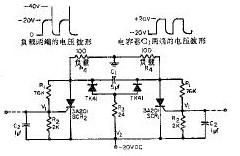 多功能大功率自激多谐振荡器电路