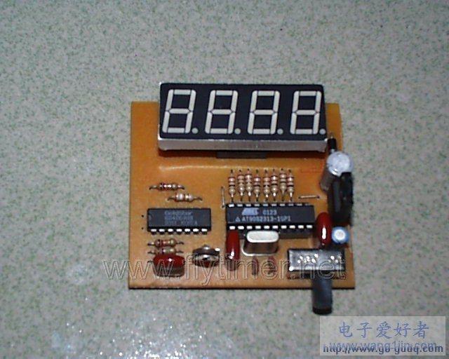 电子制作天地--频率计