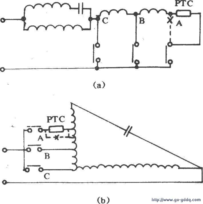 用电容增加电风扇的微风档(二)