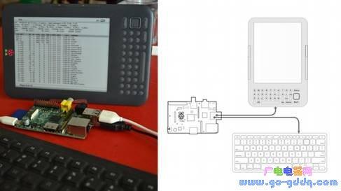 简单的闪灯电路制作步骤详解 -其他光电实用电路图图片