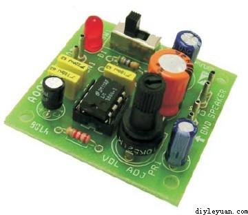 微型音频放大器LM386
