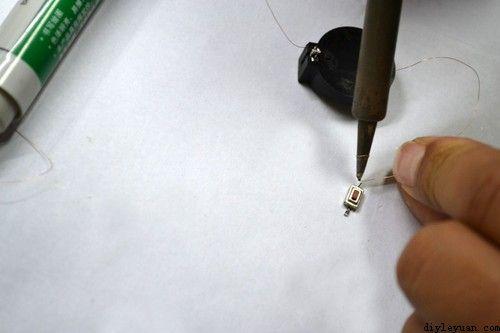 牛人DIY红外笔 智器U7玩High电子白板