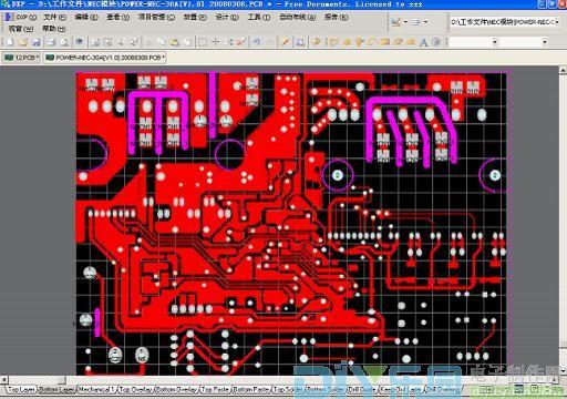 pcb线路抄板的方法和步骤-综合电路图-电子产品世界