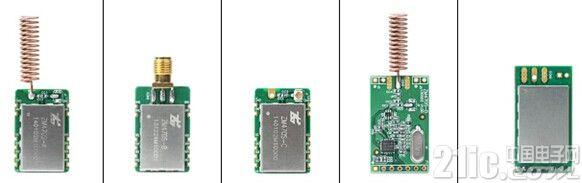 ZM408S /ZM433S /ZM470S系列无线模块(部分)
