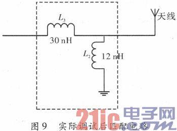 433 MHz RFID标签天线的设计