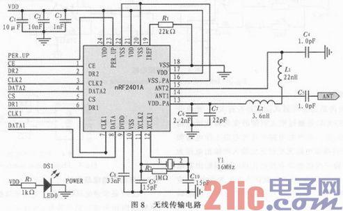 非接触式远程自动体温测量仪设计