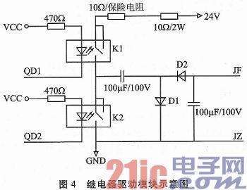 AT90CAN128的双机热备结构继电器驱动系统设计