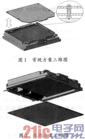 某高密度组装模块的热设计与实现