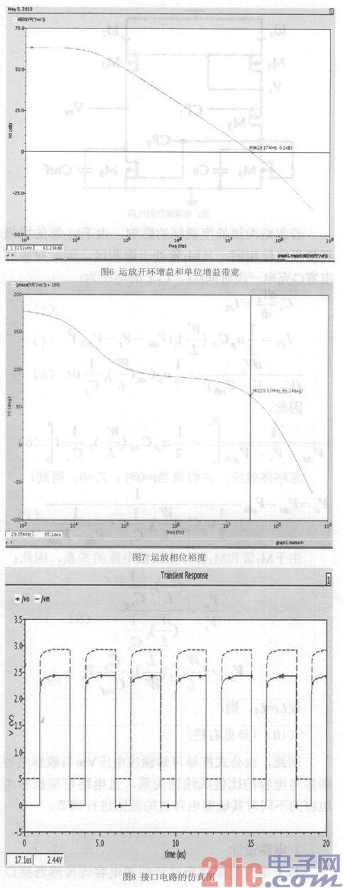 基于电流镜的微电容式传感器接口电路研究