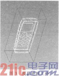 手机外壳的Pro/E模具设计与Master CAM数控加工