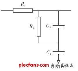 二阶无源滤波器电路