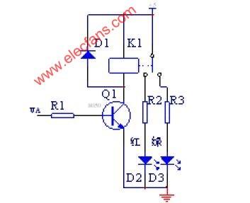 光电三极管开关电路图
