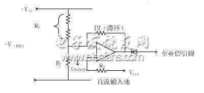 输入低电压关断电路原理图