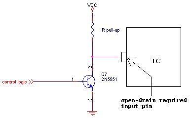 推挽结构  一般是指两个三极管分别受两互补信号的控制,总是在一个