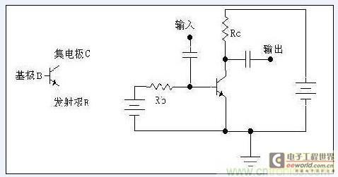 npn型硅三极管