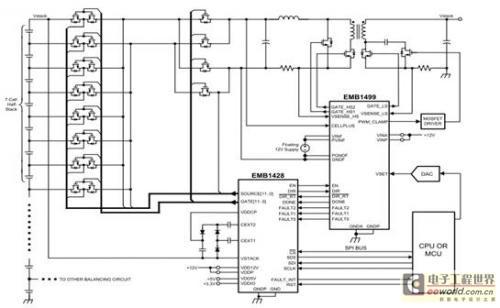 电动汽车电池管理解决方案
