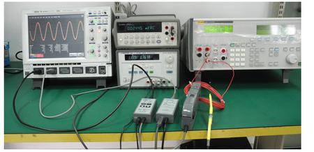 测量50Hz波形对比-AC高频柔性电流探头之第二篇图片